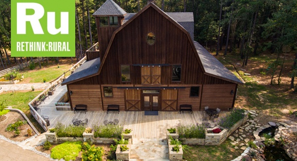 How One Couple Built the Barn Event Venue of Their Dreams