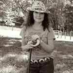 female farmers and homesteaders